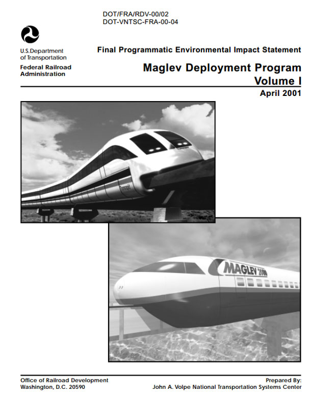 Maglev Deployment Program